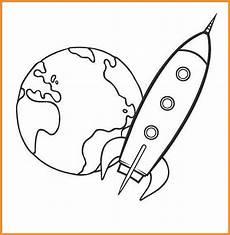 Malvorlage Rakete Einfach Malvorlagen Rakete Ausmalen Rooms Project