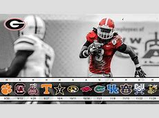 ga bulldogs football schedule 2020 printable