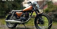 Modif Japstyle Murah by Motor Bekas Honda Gl100 Modif Japstyle Murah Jakarta