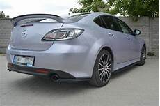 side skirts diffusers mazda 6 mk2 sport hatch gh series