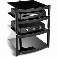 hifi racks atacama equinox hifi stand 5 shelf unit black great price