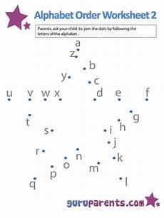 letter join worksheets free 23164 alphabet order worksheets guruparents