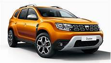 2018 dacia duster frankfurt debut for updated suv