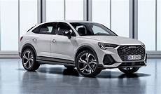 2020 audi q3 sportback new suv coupe joins q lineup