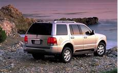 how it works cars 2003 lincoln aviator on board diagnostic system 2003 lincoln aviator rear