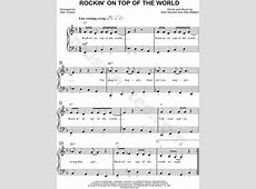 i'm on top of the world song
