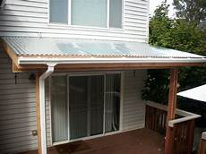 small porches and porch covers corrugated patio cover deck masters llc for the home