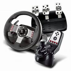 Logitech G27 Racing Wheel Pc Simulation Automobile