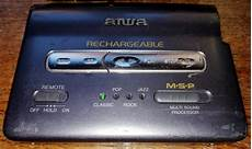 aiwa cassette player aiwa px 457 portable cassette player belt change ends in