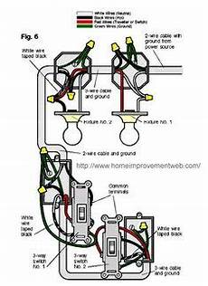 wiring diagram for multiple lights one switch power coming in at switch with 2 lights in