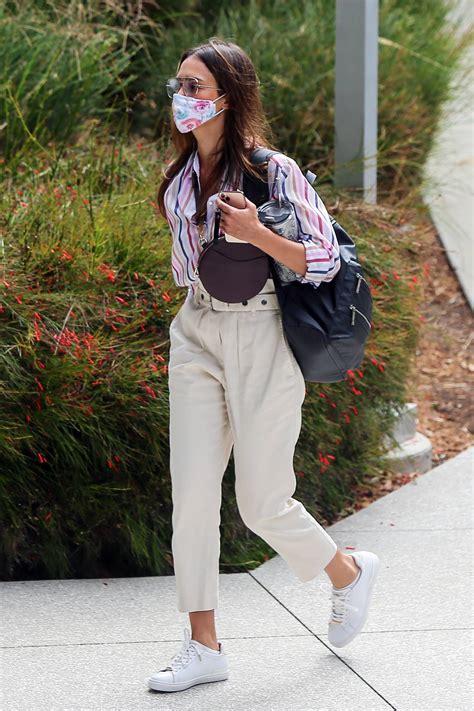 Jessica Alba White Shirt