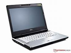 test fujitsu lifebook s751 vpro ssd umts notebook