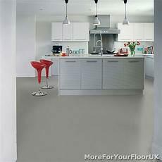 plain grey vinyl flooring 2m wide anti quality lino cheap kitchen ebay