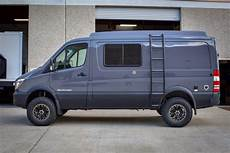 agile offroad ride improvement package sprinter 2500 4x4