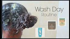 wash day routine youtube