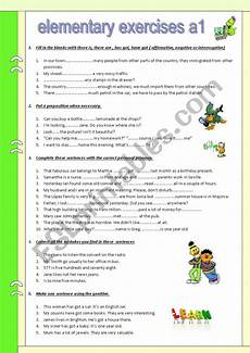 worksheets a1 18776 review elementary exercises a1 esl worksheet by nataliaalmoines