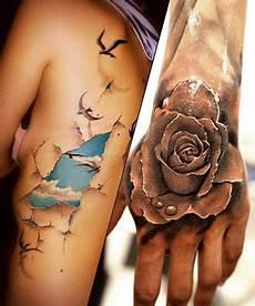 3d Tattoos Bilder - 3d tattoos see pics of amazingly realistic tattoos