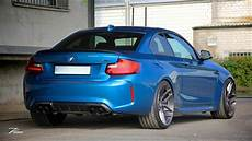dia show tuning zp2 1 felgen in 20 zoll am bmw m2 coupe