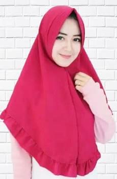 Busanamuslim 6 Model Jilbab Kerudung Khimar