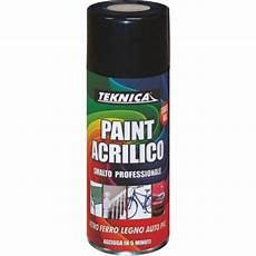 stucco da carrozziere paint spray acrilici lucidi teknica italia