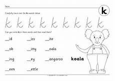 free phonics worksheets letter k 24356 letter k phonics activities and printable teaching resources sparklebox