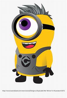 Minion Vector Gambar Minion Vector Hd Png