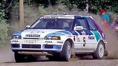 mazda 323 gtr mazda 323 4wd rally car bg 1990 94
