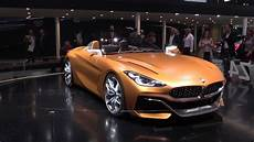 Iaa 2017 Bmw Concept Z4 Roadster