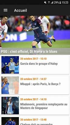 Sport Fr Actu Sports En Direct For Android Apk
