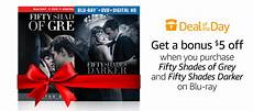 fifty shades darker pre order promotion
