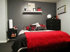 Bedroom Ideas Grey And Black by And Gray Bedroom Went With A Black And Colour