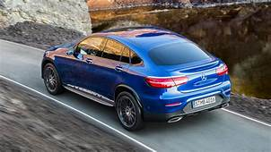 Here It Is The New Mercedes Benz GLC Coupe  Top Gear