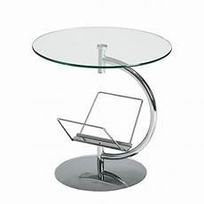 beistelltisch rund glas couchtisch beistelltisch rund glas metall 216 50cm