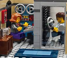 lego downtown diner 10260 modular building 2018