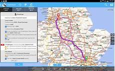 Michelin Route Planner - viamichelin route planner maps screenshot thumbnail