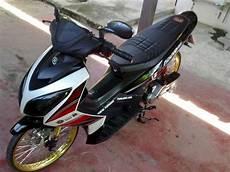 Jual Motor Nouvo Z Modifikasi by Racing Look Yamaha Nouvo Z Modifikasi Motorz