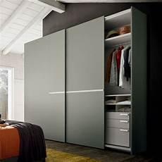 armadio 250 cm focus narrow depth sliding wardrobe italy cgi in 2019