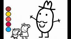 Malvorlagen Peppa Wutz Romantik Peppa Wutz Und Mr Kartoffel Zeichnen Und Malen F 252 R