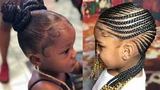 amazing hairstyles for kids compilation braids ponytails twists ideas 2018 youtube