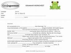 worksheets on ser and estar 18403 ser vs estar 3 worksheet for 6th 9th grade lesson planet