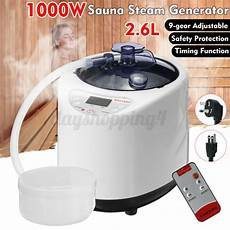 220v Home Sauna Steamer Generator Remote by 3kw Steam Generator Sauna Bath Home Spa Steamer For Sale