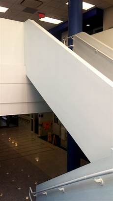 case study glass railings for a safer and brighter school