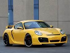 Sport Car Garage Porsche Cayman S