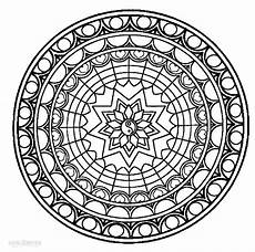 mandala coloring pages free 17945 printable mandala coloring pages for cool2bkids