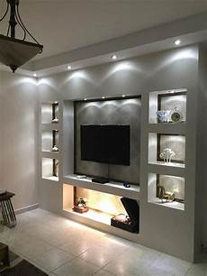 led le wohnzimmer 7 warm and comfortable living room designs tv wall decor