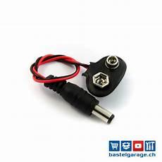 arduino 9v batterien stecker mit dc stecker 5 5mm 2 1mm