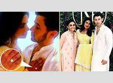 Wearing A Lemon Yellow Anarkali, Priyanka Chopra Showed