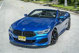 2020 BMW M850i Convertible  Driven Pictures Photos