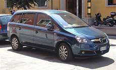 2010 Opel Zafira B Pictures Information And Specs