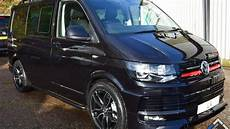 vw t6 abt 2016 vw t6 2 0tdi 204ps dsg swb black sportline pack